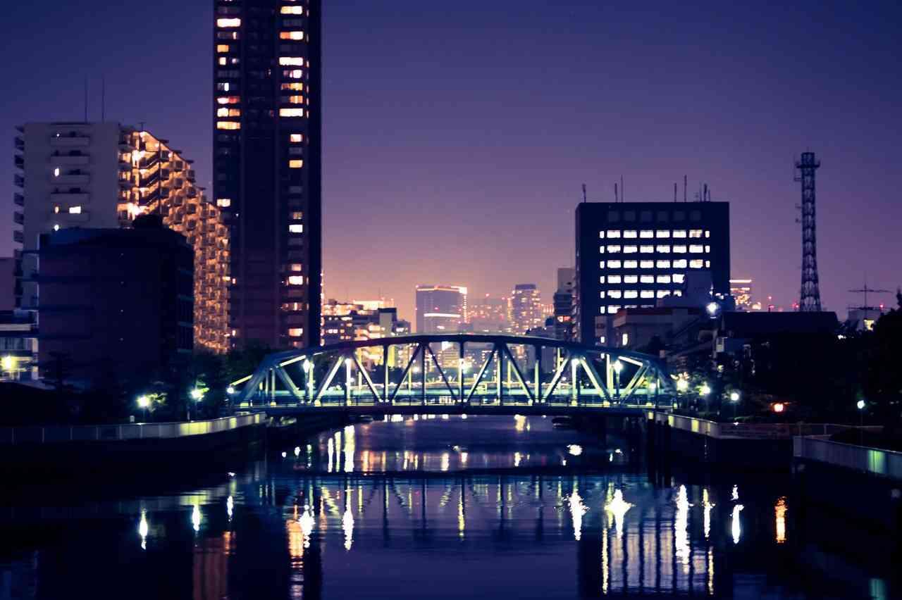 東京江東区の画像